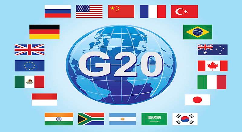 G20, su emissioni serve più impegno da parte degli Stati membri