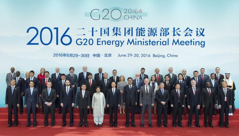 Pechino, i risultati del G20 dell'Energia