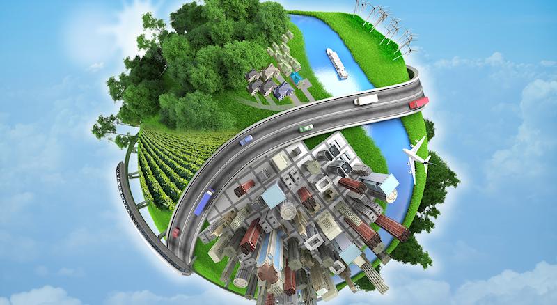Rinnovabili, seconda fonte di energia elettrica nel mondo
